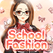 School Fashion-Girl Dress Up Game