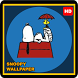 Snoopic Wallpapers Cute HD by AncorDeveloper