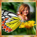 Butterfly Photo Frame by Photo Collage Editor Apps