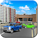 Car Towing Transport Game 2018: Truck Towing Games