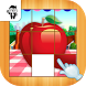 Fruit Slide Puzzle Kids Game by Prophetic Games