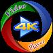 4K Ultra HD Video Player by Selfie Photo Developer