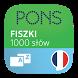 Fiszki PONS - 1000 słów francuskich by Wydawnictwo LektorKlett sp. z o.o.