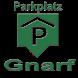 Parkplatz Gnarf PRO by LtriX