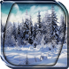 Winter Snow Live Wallpaper by Locos Apps