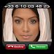 الاتصال الوهمي من فتيات Prank by DoxApps