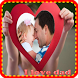 Happy fathers day frame by mapleland