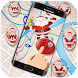 Where is Santa's Claus Scanner by happy santa claus cards