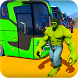 Superheroes Bus Stunts Racing by Let's Game
