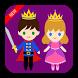 لعبة تلبيس الأميرات - باربي,سندريلا by Mazeka Developer