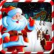Santa Claus Sleigh Ride Stunts by Game Brick Studio