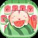 Fruit kitty keyboard by anartant