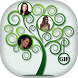 Tree Collage GIF Photo Frame by Mountain Pixels
