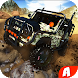 Offroad 4x4 Dirty Tires of Extreme UAZ by AtlasTitan