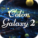 Color Galaxy 2 Font for FlipFont , Cool Fonts Text by Free FlipFont Studio