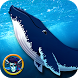 Blue Whale Crazy Monster- Enter the Angry World by Musawar Games