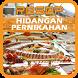 Resep Menu Hidangan Pernikahan by PositiveDroid