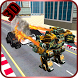 Police Robot Transform Rampage by WhatGames