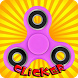 Crazy Fidget Spinner Clicker by MiRapps
