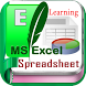 Learn for Microsoft Excel Spreadsheet 2010 by Hasyim Developer