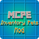 Inventory Pets MCPE Mod by Auburn