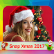 Christmas Santa Foto editor by admiral application