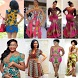 African Print fashion ideas by Eric BROU