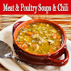 Meat Poultry Soups and Chili by MyRecipes