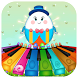 Humpty Dumpty Musical Piano by Digital Dividend Kids Alphabet Education Apps