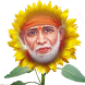 SAIBABA in Sunflower Garden by SUJEERYA