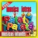 Canções Infantis Patati todos by anime radio music lyric