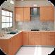 Kitchen Cabinet Design by Saiyaapp