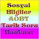ÖABT Sosyal Bilgiler Tarih2017 by Mendio