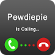 Fake Call from pewdiepie