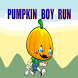 Pumpkin Boy Run-Retro Fun Game by Ummedia