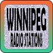 Winnipeg Radio stations by Tom Wilson Dev