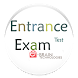 Entrance Exam Test Free by eBrainTechnologies