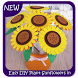 Easy DIY Plant Sunflowers in Decorative Pots by Executive Live