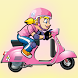 Princess Ride Motorcycle by KG Tasarım
