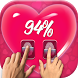 Fingerprint Love Test for Couples by Thalia Spiele und Anwendungen