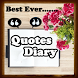 Quotes Diary by MSPLDevelopers