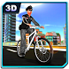 Police Bicycle Rider Simulator by Black Raven Interactive