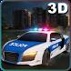 City Police Car Driver Sim 3D by Digital Toys Studio