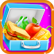 Lunch Box Maker - School Games by Iconic Limited