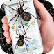 Spider in phone funny joke by Just4Fun
