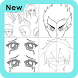Drawing Anime Step by Step by KOLBI Studio