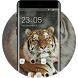 Theme for Xolo Q900 Tiger Wallpaper by Theme Guru