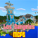 Los Dangeles Map for Mcpe by ABC Legends