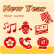newyear ( motion launcher ) by OneX Team