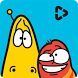 Larva StoryGIF by zoobe message entertainment GmbH